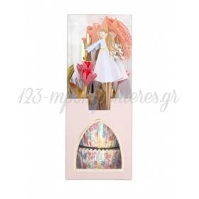 Cupcake Kit Magical Princess - ΠΡΙΓΚΗΠΙΣΣΕΣ  - ΚΩΔ:186586-JP