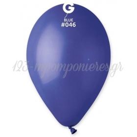 Μπλε Ρουα Μπαλονια 12΄΄ (30Cm) Latex – ΚΩΔ:1361146-Bb