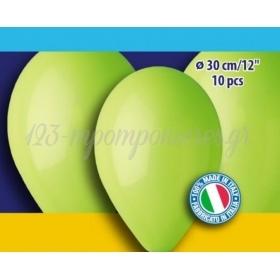 Ανοιχτα Πρασινα Μπαλονια 12΄΄ (30Cm) Latex – ΚΩΔ:13612249-Bb