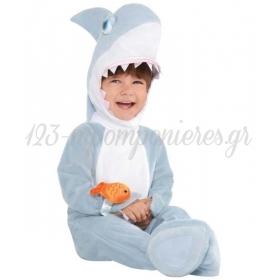 ΣΤΟΛΗ BABY SHARK 12- 24 ΜΗΝΩΝ - ΚΩΔ:9902090-BB