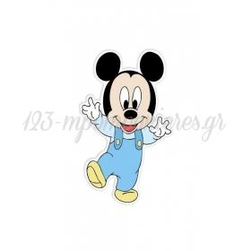 ΞΥΛΙΝΟ ΔΙΑΚΟΣΜΗΤΙΚΟ BABY MICKEY 15 ΕΚΑΤ. - ΚΩΔ:D16001-53-BB