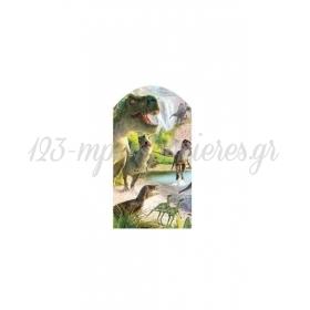 ΞΥΛΙΝΟ ΔΙΑΚΟΣΜΗΤΙΚΟ ΔΕΙΝΟΣΑΥΡΟΙ 10 ΕΚΑΤ. - ΚΩΔ:D16001-79-BB