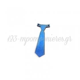 Ξύλινη Γραβάτα 2 Τρύπες 65x26mm - ΚΩΔ:76040252.009-NG