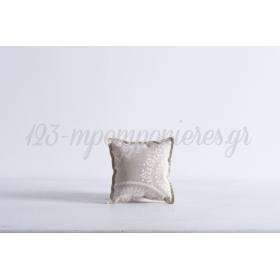 Μαξιλαρακι Με Τυπωμα Μανταλα - 10X10 - ΚΩΔ:371779-Nt