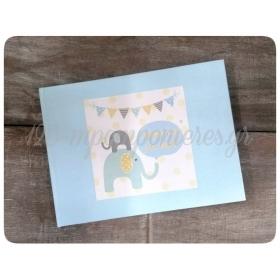 ΒΙΒΛΙΟ ΕΥΧΩΝ ΕΛΕΦΑΝΤΑΚΙΑ - BABY ELEPHANT - ΚΩΔ:VE-0211