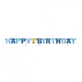 "BANNER ""1st Birthday""  - ΚΩΔ:120287-BB"