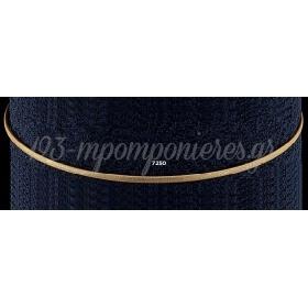 Στεφανα Γαμου Οικονομικα Με Χρυση Βεργα - ΚΩΔ:N7250-G