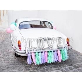 Σετ Διακοσμησης Αυτοκινητου Love - ΚΩΔ:Zds3-000-Bb
