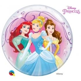 56Cm Disney Πριγκιπισσες Bubble Μπαλονι - ΚΩΔ:46725-Bb