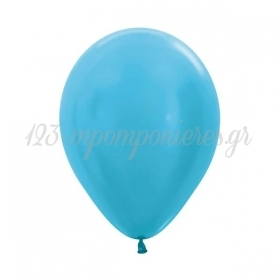 CARIBBEAN BLUE ΛΑΤΕΞ ΜΠΑΛΟΝΙΑ 9'' (25cm) - ΚΩΔ:13609038-BB