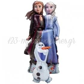 Μπαλονι Foil147X68Cm Airwalker Frozen 2 - ΚΩΔ:540392-Bb