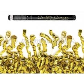 Κανονακι Κομφετι Χρυσο 40Cm - ΚΩΔ:Tukse40-019M-Bb