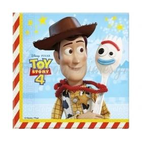 Χαρτοπετσετες Toy Story 4 - ΚΩΔ:90872-Bb
