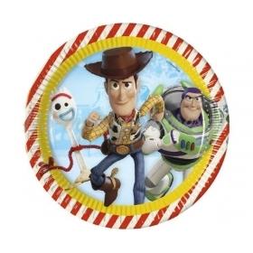 Χαρτινα Πιατα Φαγητου Toy Story 4 - ΚΩΔ:90870-Bb