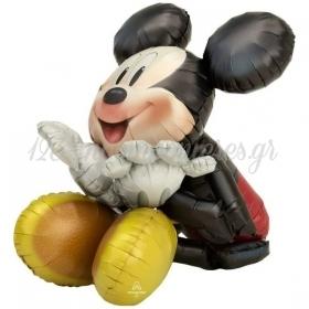 Μπαλονια Foil 73X63Cm Mickey Moyse Καθιστος - ΚΩΔ:542023-Bb