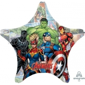 ΜΠΑΛΟΝΙΑ FOIL 71Χ71cm AVENGERS MARVEL POWER UNITE - ΚΩΔ:540710-BB