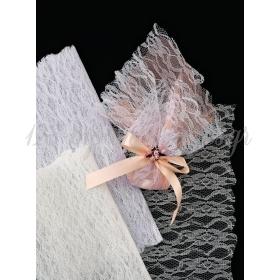 Δαντελα Glitter Με Τελειωμα Κερακι 33X33Cm - ΚΩΔ:M8054-Ad