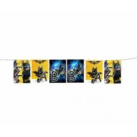 ΣΗΜΑΙΑΚΙΑ ΜΕ ΟΝΟΜΑ LEGO BATMAN - ΚΩΔ:P25929-15-BB