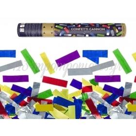 Κανονακι Με Πολυχρωμο Μεταλλικο Κομφετι - ΚΩΔ:Tukm40-000-Bb