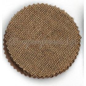 Μαντηλι Λινατσα Στρογγυλο 10Cm - ΚΩΔ:M8061-Ad