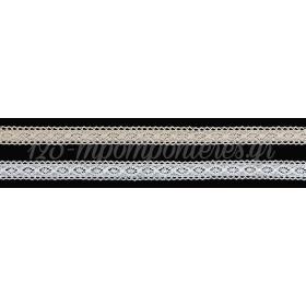 ΚΟΡΔΕΛΑ ΔΑΝΤΕΛΑ ΒΑΜΒΑΚΕΡΗ 2.5CMX9.1Μ - ΚΩΔ:M8203-AD