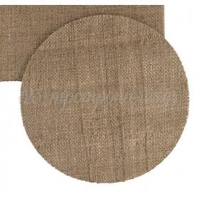 Μαντηλι Λινατσα Στρογγυλο 23Cm - ΚΩΔ:M9201-Ad
