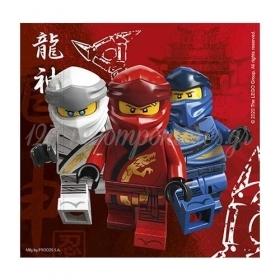 ΧΑΡΤΟΠΕΤΣΕΤΕΣ LEGO NINJAGO - ΚΩΔ:92241-BB
