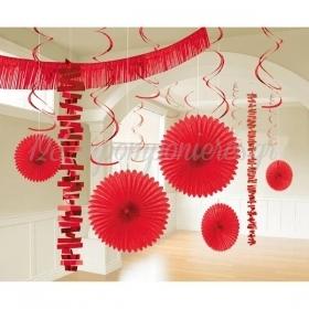 ΔΙΑΚΟΣΜΗΤΙΚΟ ΣΕΤ APPLE RED - ΚΩΔ:241700-40-55-BB
