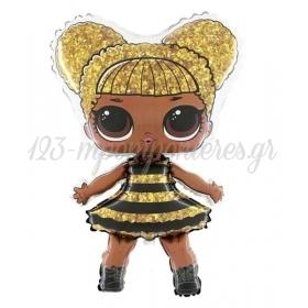 ΜΠΑΛΟΝΙ FOIL 37''(94cm) LOL SURPRISE QUEEN BEE - ΚΩΔ:227L182-BB