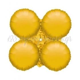 Μπαλονι Foil 16''(40Cm) Για Γιρλαντα Χρυσο - ΚΩΔ:206105Π-Bb