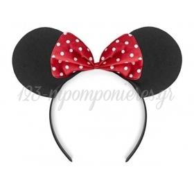Στεκα Μαλλιων Παρτυ Minnie Mouse - ΚΩΔ:Op2-Bb