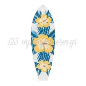 ΒΑΣΗ ΞΥΛΙΝΗ SURFING BOARD ΓΙΑ ΛΑΜΠΑΔΑ 10,5Χ33cm - ΚΩΔ:M3516-AD
