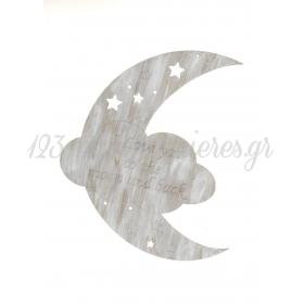 ΒΑΣΗ ΞΥΛΙΝΗ ΓΙΑ ΛΑΜΠΑΔΑ 30Χ33cm - ΚΩΔ:M4567-AD