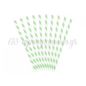 Χαρτινα Καλαμακια Ριγε Μεντα - ΚΩΔ:Spp1-103-Bb