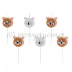 Κερακια Αρκουδακια - ΚΩΔ:Scs-11-Bb