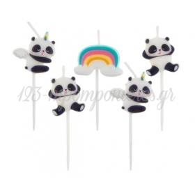 Κερακια Τουρτας Panda - ΚΩΔ:Sf-Sppa-Bb