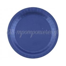 ΧΑΡΤΙΝΑ ΠΙΑΤΑ ΦΑΓΗΤΟΥ ROYAL BLUE - ΚΩΔ:GJ-T9NB-BB