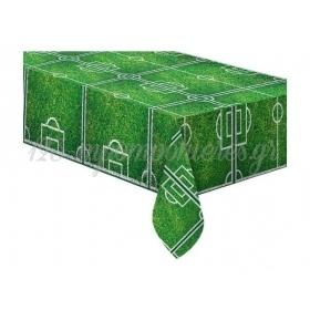 Πλαστικο Τραπεζομαντηλο Γηπεδο Ποδοσφαιρου - ΚΩΔ:86871-Bb