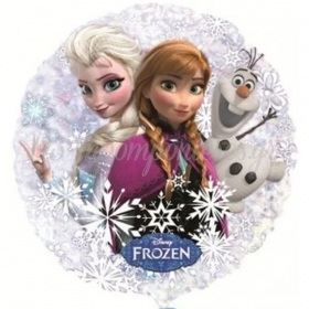 """Μπαλονι Foil 21""""(54Cm) Street Frozen Holographic - ΚΩΔ:30200-Bb"""