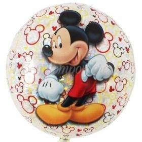 """Μπαλονι Foil 21""""(53Cm) Mickey Mouse Holographic - ΚΩΔ:32924-Bb"""