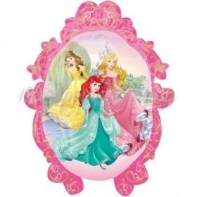 Μπαλονι Foil 69X51Cm Street Πριγκιπισσες Καστρο - ΚΩΔ:32916-Bb