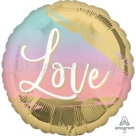 ΜΠΑΛΟΝΙ FOIL 18''(45cm) SUNSET LOVE - ΚΩΔ:541766-BB