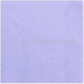 Χαρτοπετσετες Λιλα 33Cm - ΚΩΔ:Sp33-1-004-Bb
