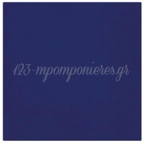 Χαρτοπετσετες Navy Blue 33Cm - ΚΩΔ:Sdl111205-Bb