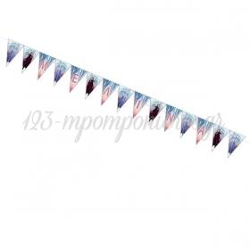 Διακοσμητικα Σημαιακια Frozen Ii 2.7M - ΚΩΔ:P25920-4-Bb
