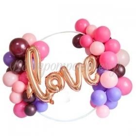 Δαχτυλιδη Για Μπαλονια 102Cm- ΚΩΔ:535B452-Bb