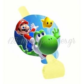 Καραμουζα Παρτυ Super Mario - ΚΩΔ:P25944-33-Bb