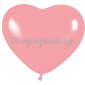 Ροζ Μπαλονια Καρδιες 12΄΄ (30Cm) – ΚΩΔ.:13512109Η-Bb