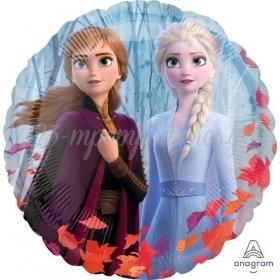 Μπαλονι Foil 18''(45Cm) Disney Frozen 2 - ΚΩΔ:540386-Bb