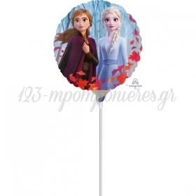 Μπαλονι Foil 9''(22Cm) Mini Shape Disney Frozen 2 - ΚΩΔ:40556-Bb